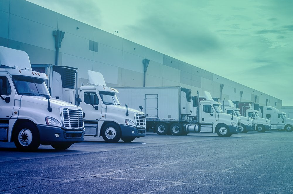 Cross docking eliminates the need to hold inventory - improving speed and efficiency.
